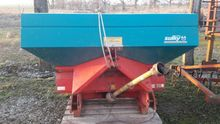 1996 Sulky DPX 1154 Fertiliser
