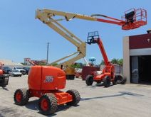 2007 JLG Articulating Boom Lift