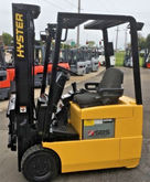 Hyster 3000lb 3 Wheel Electric