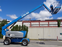 2008 Genie Straight Boom Lift