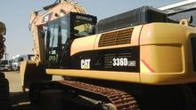 2011 Caterpillar 336DLME