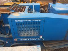 2007 Pegson Terex  XR400