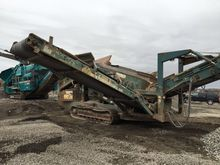 2003 Powerscreen warrior 1400