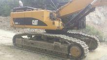 2010 Caterpillar 345D LME