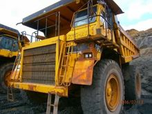 1995 Caterpillar 777c Rigid