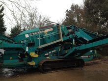 2008 Powerscreen Warrior 1400