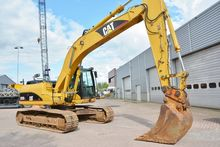 2006 Caterpillar 323DL