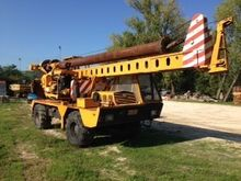 Truck Mounted Piling Rig T8