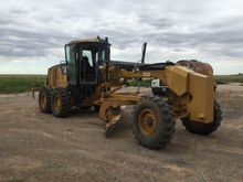 2008 Caterpillar 140M VHP+