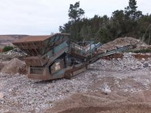 1999 Powerscreen Warrior 1400