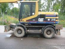 Used 2001 CAT M315 i