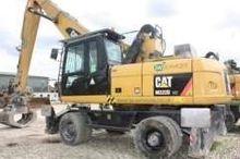 2011 Caterpillar M322D MH