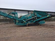 2011 Powerscreen Warrior 1400