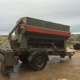 Used Cement Spreader