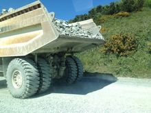 Used 2008 Terex TR35