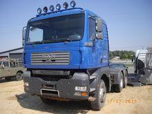 Used 2006 MAN TGA 26