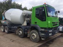 2010 Iveco Concrete Mixer
