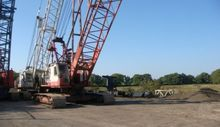 Ruston Bucyrus 61RB Super Crane