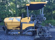 Used 2011 Vogele Sup