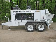 Used 1988 Schwing WP