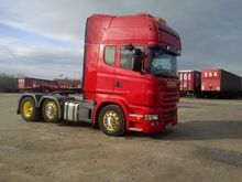 2011 Scania R480 topline 6×2 LH