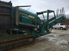 2007 Powerscreen Warrior 1400