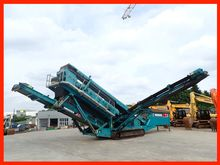 2008 Powerscreen Chieftain 2100