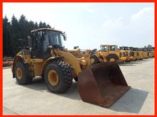2011 Caterpillar 950 H 02827