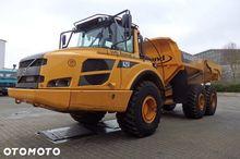 2014 Volvo A25F 6x6 WOZIDŁO PRZ
