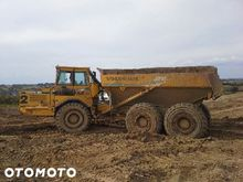 Used 2000 Volvo A25