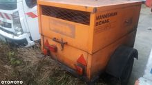 Used 1992 Demag MANN