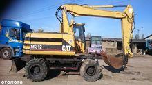 2002 Caterpillar CAT 312 M LUB