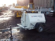 Used 2000 Terex Amid