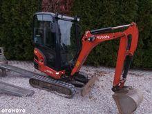 Used 2012 Kubota KX-