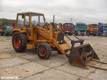 1988 Fendt FWA 269 4x4 łyżka +