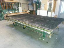 Pannkoke cutting table tilting