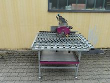 2006 KNOPP glass saw