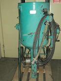 MHG sandblasting equipment