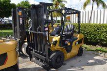 2008 Cat Forklifts P5000LP