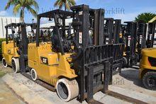 2011 Cat Forklifts GC55K