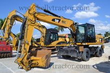 2014 Cat/Caterpillar M318D