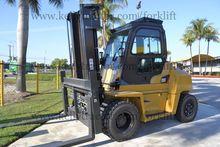 2014 Cat Forklifts DP70