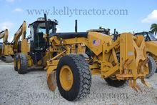 2013 Cat/Caterpillar 140M2