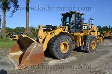 2013 Cat/Caterpillar 966K