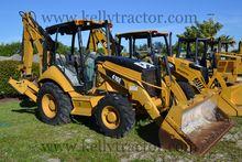 2010 Cat/Caterpillar 416F