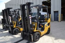 2010 Cat Forklifts C5000