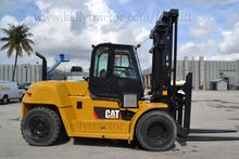 2009 Cat Forklifts P33000