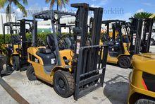 2011 Cat Forklifts P5000LP