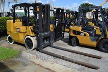 2011 Cat Forklifts GC70K