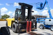 2014 Hyster Liftrucks H550HD